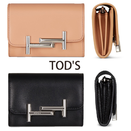 TOD'S★トッズ コンパクト財布