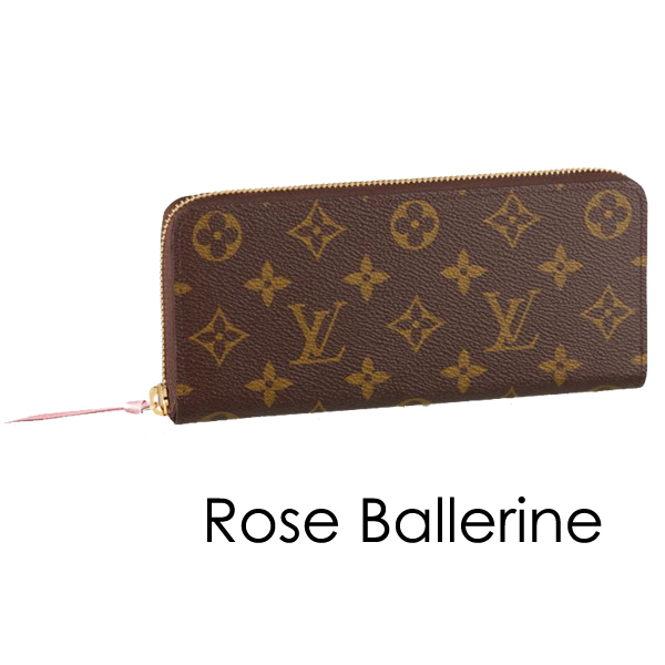 【Louis Vuitton】ルイヴィトン★Clemence Wallet財布4色