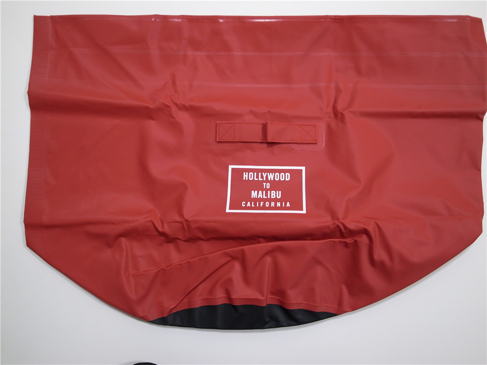 ロンハーマン RHC hollywood to Malibu TARPBAG Bucket  RED