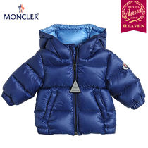 MONCLER(モンクレール) アウター TOPセラー賞!17AW┃MONCLER★0-36か月_NEW MACAIRE_ネイビー