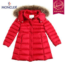 MONCLER(モンクレール) アウター TOPセラー賞受賞!17AW┃MONCLER★0-36か月_NEW NESTE_レッド
