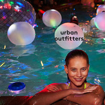 Urban Outfitters(アーバンアウトフィッターズ) 照明 ☆Urban Outfitters 水中ディスコライト*プロジェクター☆送関込
