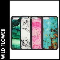 ★追跡&関税込【WILDFLOWER】iPhone/Stone