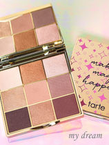 限定☆tarte☆make magic happen eyeshadow palette