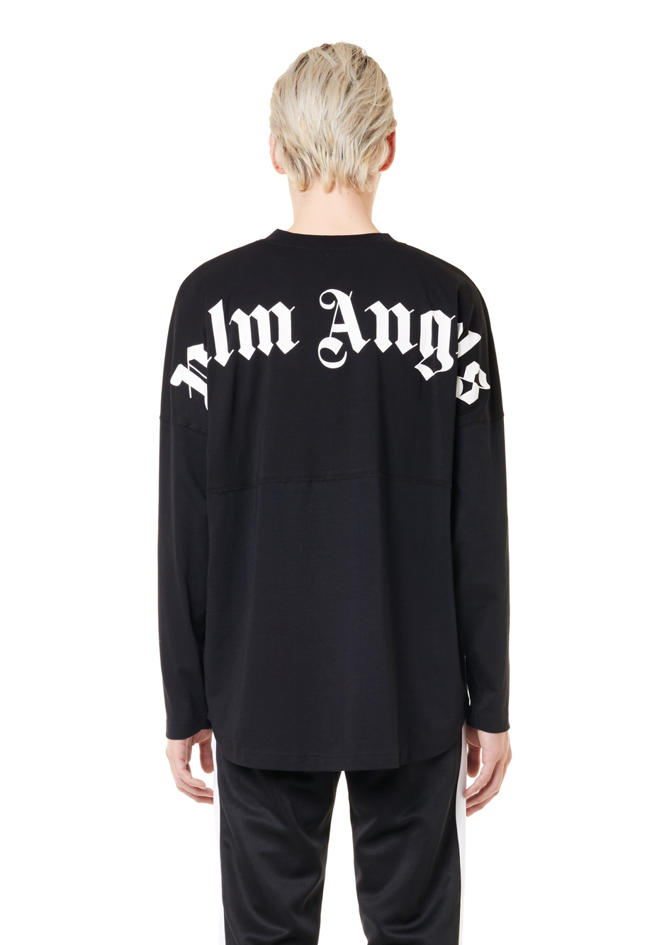 【ワンオクTAKA愛用】☆激レアPALM ANGELS☆LOGO OVER TEE L/S