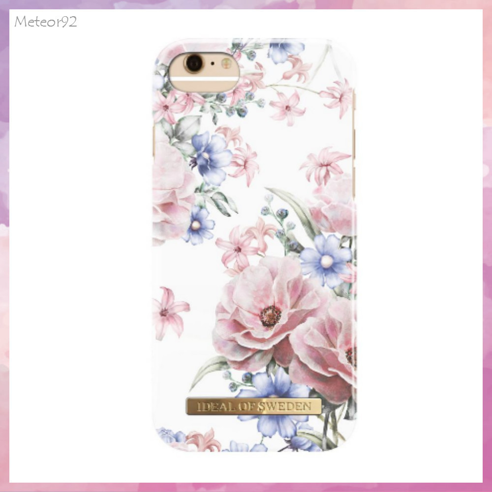 送料込★iDEAL OF SWEDEN★iPhoneケース*FLORAL ROMANCE