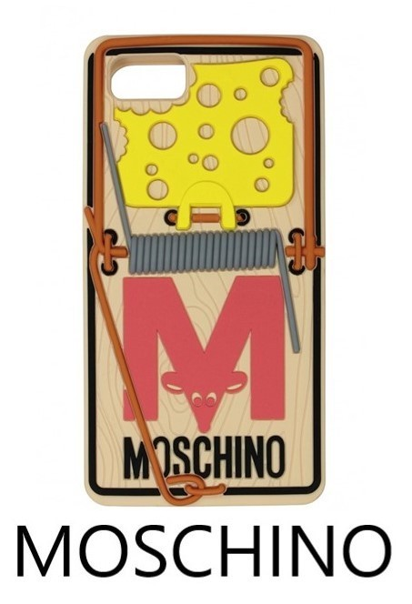 【MOSCHINO】iPhone 6s / iPhone 7☆送料・関税込み