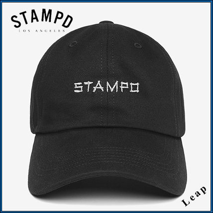 Stampd ' x The Mummy collaboration logo Cap