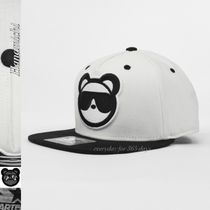 Bear Swagger(ベアスワッガー) キャップ Bear Swagger*BS X STARTER/アップリケDETAIL SNAPBACKキャップ