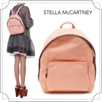 関税込☆'Falabella' backpack☆Coral pink☆STELLA MCCARTNEY