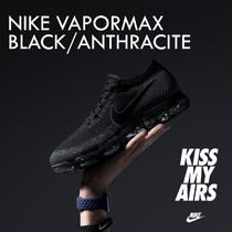 最新作★ NIKE AIR VAPORMAX BLACK/ANTHRACITE