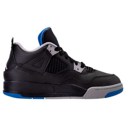 SS17 AIR JORDAN RETRO 4 GAME ROYAL PS 16.5-22cm 送料無料
