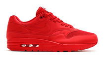 SS17 NIKE AIR MAX 1 PREMIUM TONAL PACK RED MEN'S 送料無料
