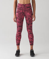 High Times Pant FULL-ON LUXTREME*black*7/8丈*coral black