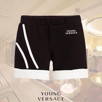 YOUNG VERSACE(ヤングヴェルサーチ) ボトムス YOUNG VERSACE/ベビーボーイズジャージーショーツ