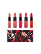 MAC☆限定!Look in a Box Be Sensational ミニリップ5本セット