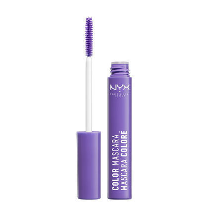 COLOR MASCARA PURPLE