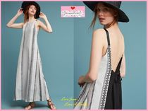 17SS☆最安値*関税送料込【Anthro】Esmera Textured Maxi Dress