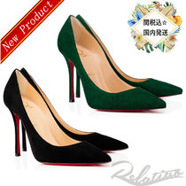 関税・送料込【Christian Louboutin】Decoltish  / 100mm