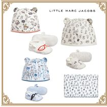 Little Marc Jacobs(リトルマークジェイコブス) 帽子・手袋・ファッション小物 ギフトに【Little Marc Jacobs】BOX付き ベビー2点セット♪3色☆