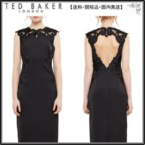 TED BAKER(テッドベイカー ) ドレス-ロング 【UK発】TedBaker人気ドレス☆Ellil Embroidered Lace Maxi Dres