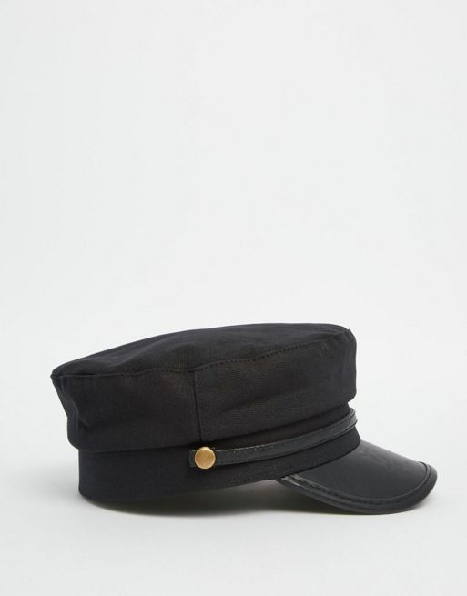 <送料関税込み>Baker Boy Hat With P ASOS ( エイソス ) 帽子