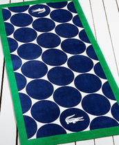 LACOSTE(ラコステ) ビーチタオル ☆MUST HAVE☆LACOSTE ☆☆