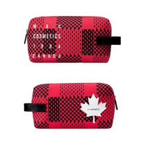 MAC(マック) メイクポーチ <MAC> PROUD TO BE CANADIAN MAKEUP BAG カナディアン ポーチ