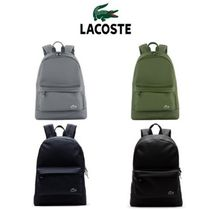 LACOSTE(ラコステ) バックパック・リュック ☆LACOSTE(ラコステ)☆ カジュアルバックパック 4Colors