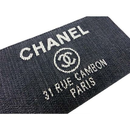 CHANEL 長財布 国内発 CHANEL Deauville Zip wallet ラウンドファスナー長財布(2)