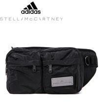 Stella McCartney(ステラマッカートニー) バッグ・カバンその他 ☆STELLA MCCARTNEY x adidas☆B45016 BUM Hipsack BLACK