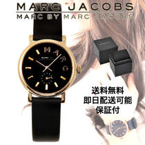 ★Marc by Marc Jacobs 腕時計 ブラック MBM1273 33mm