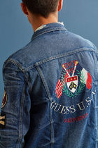 大人気 GUESS DILLON DENIM JACKET UO限定商品