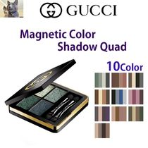 日本未入荷【Gucci】Magnetic Color Shadow Quad シャドー 10色