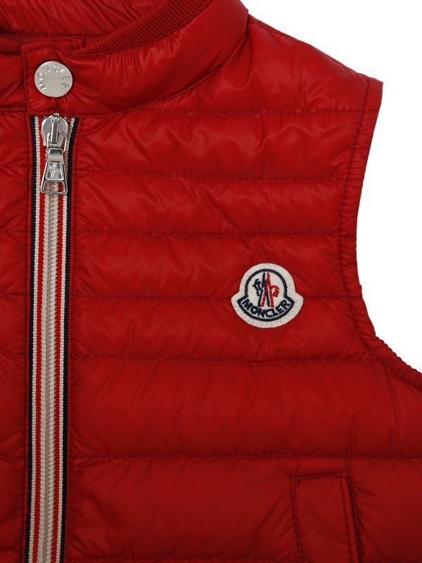 TOPセラー賞受賞!17AW┃MONCLER★8-10歳_CYRIAQUE_レッド