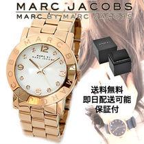 ★Marc by Marc Jacobs 腕時計 ピンクゴールド MBM3077 36mm