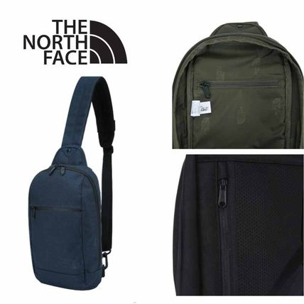 THE NORTH FACE~TRAVEL ONEWAY ショルダーバッグ 3色