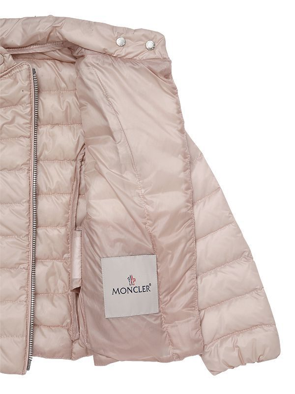 TOPセラー賞受賞!17AW┃MONCLER★8-10歳_AMY_パウダーピンク
