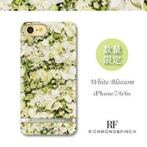 【数量限定】iPhone7/6/6s RICHMOND&FINCH ★ White Blossom