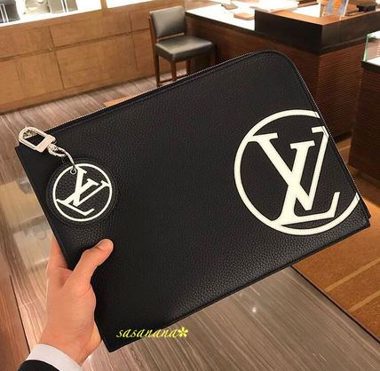 Louis Vuitton クラッチバッグ POCHETTE JOUR GM ヴィトン ポシェットジュール 国内発送 2017AW
