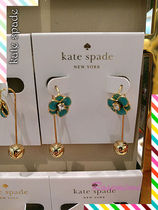 素敵なピアス★Kate spade☆shine on flower hanger earrings