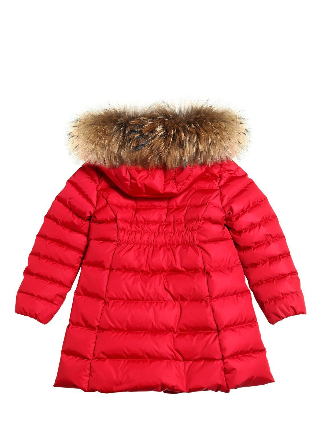 TOPセラー賞受賞!17AW┃MONCLER★4-6歳_NEW NESTE_レッド