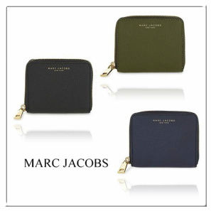 【MARC JACOBS☆Recruit レザー ウォレット☆3色あり】関税込