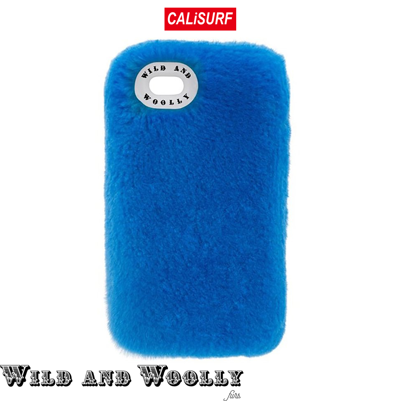 セレブに大人気★ WILD AND WOOLLY iPhone 6/6s / pelly