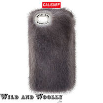セレブに大人気★ WILD AND WOOLLY iPhone 6/6s / selkirk