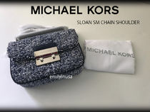 【超お勧め】 MICHAEL KORS★SLOAN SM CHAIN SHOULDER*即発