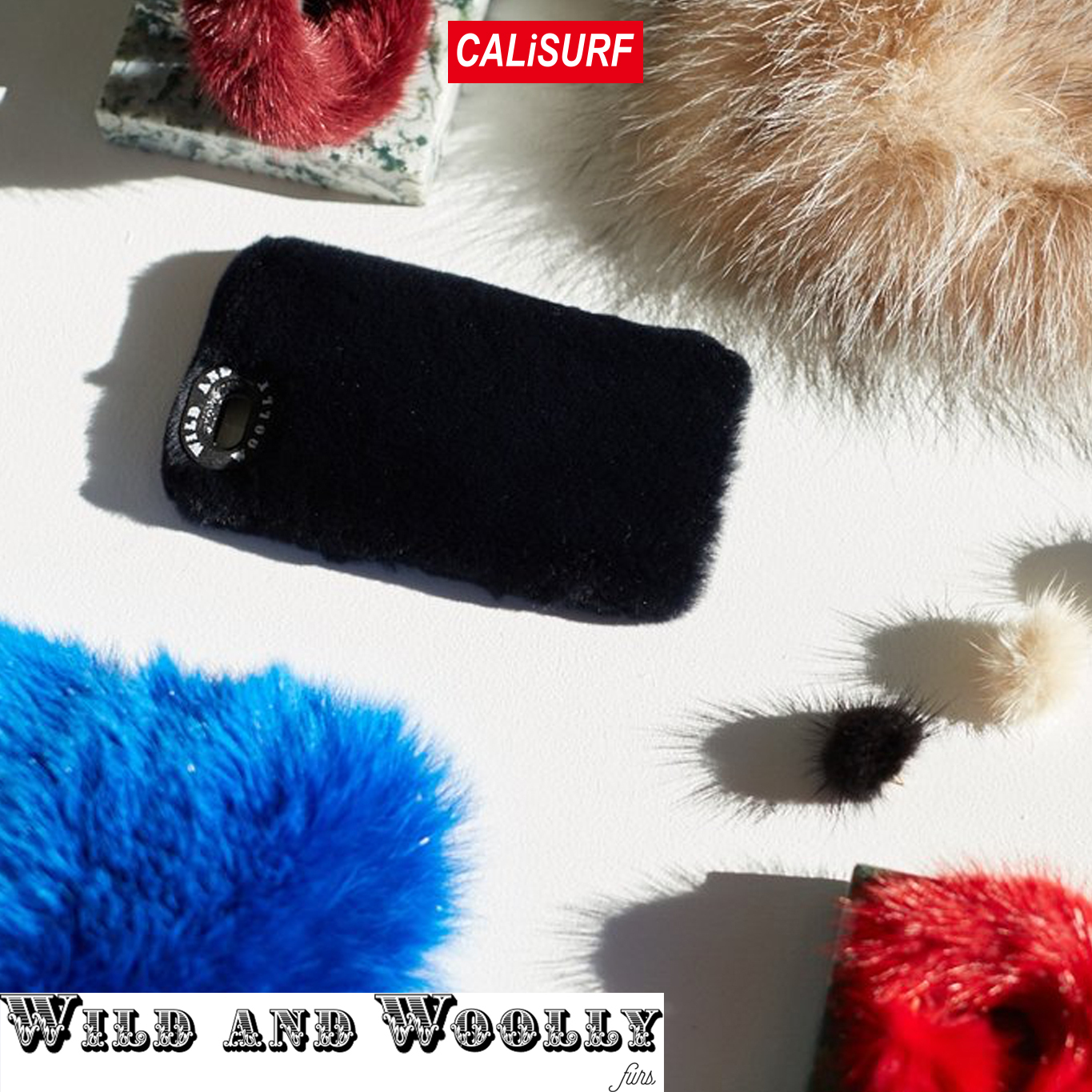 セレブに大人気★ WILD AND WOOLLY iPhone 6/6s /st. james