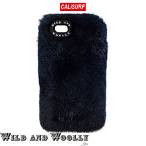 セレブに大人気★ WILD AND WOOLLY iPhone 6+ /st. james
