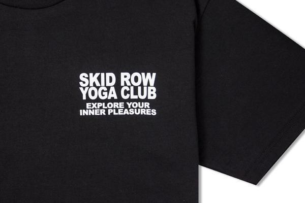 日本未入荷☆「PLEASURES」'SKID ROW YOGA' TEE
