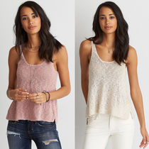 American Eagle Outfitters(アメリカンイーグル) ニット・セーター 限定セール★7657 Scoop back tank★送料込